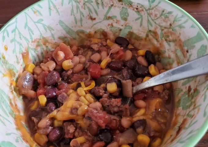 Crock-Pot Pork Chili