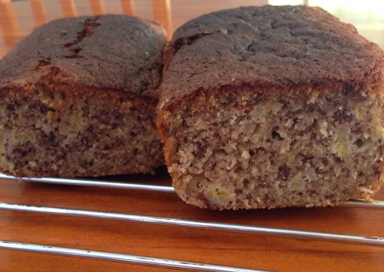 Gluten Free Banana Bread (2 loaves)