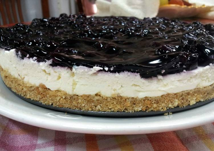 Pam's simple cheese cake(no bake)