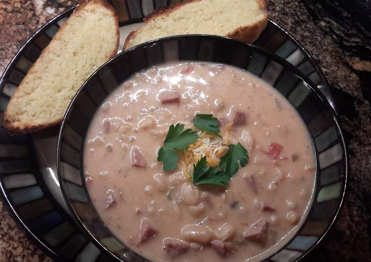 2 day Bean Chowder
