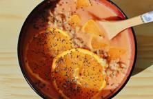 Sinh tố cà rốt