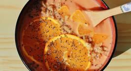 Hình ảnh món Sinh tố cà rốt