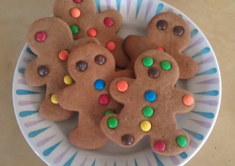 Guidance to Devise Perfect Gingerbread Boys