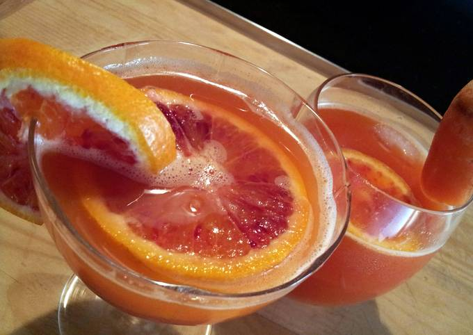 AMIEs CARROT ORANGE Juice