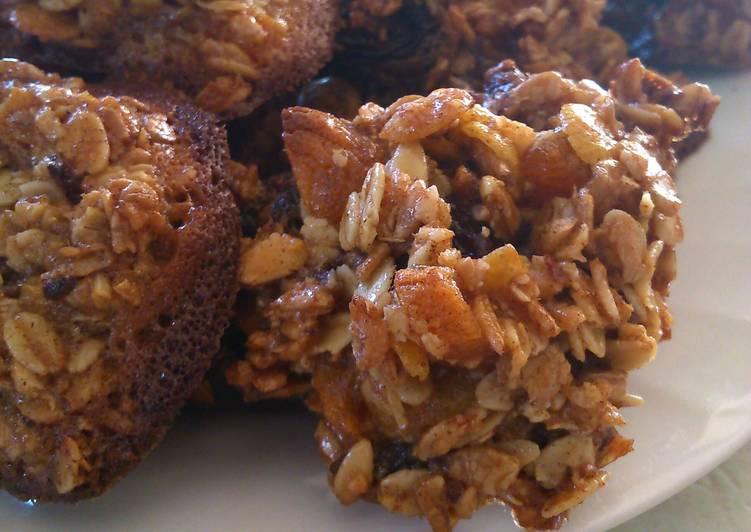 Steps to Make Speedy Oatmeal macaroons