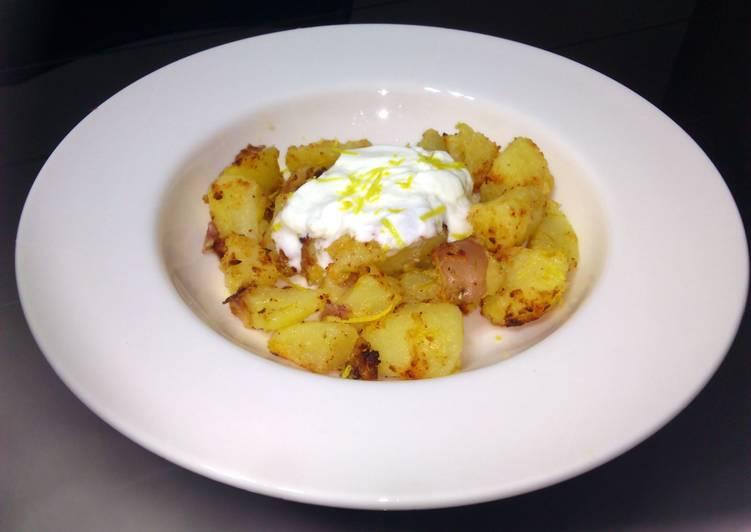 Permalink to LG BAKED CHEESY POTATO TOP LEMONY YOGURT Recipe