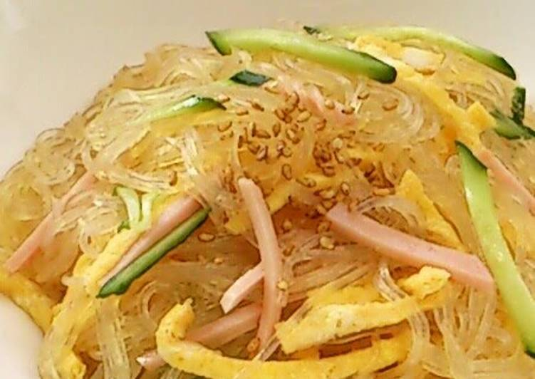 Absolutely Ultimate Dinner Ideas Winter Sweet and Tart Chinese Cellophane Noodle Salad