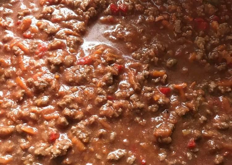 Salsa Bolognesa