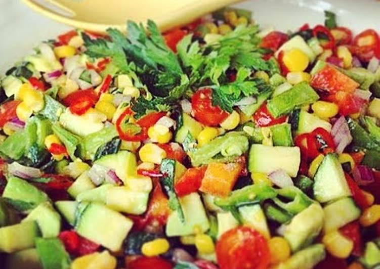 Salad O Mexico
