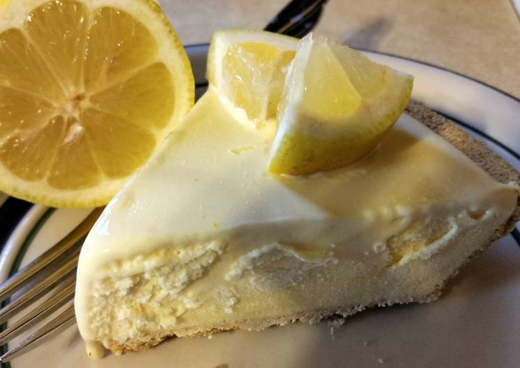 Steps to Make Super Quick Homemade Lemonade Pie