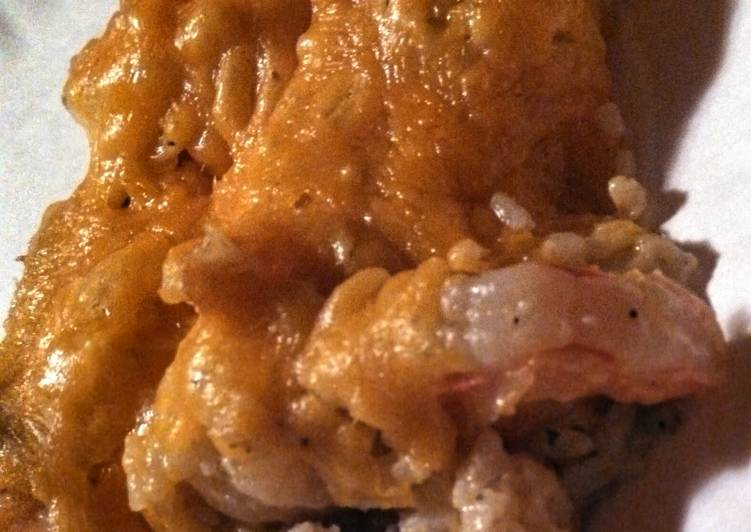 Mommas Seafood Lovers Shrimp Casserole, Help Your Heart with The Right Foods