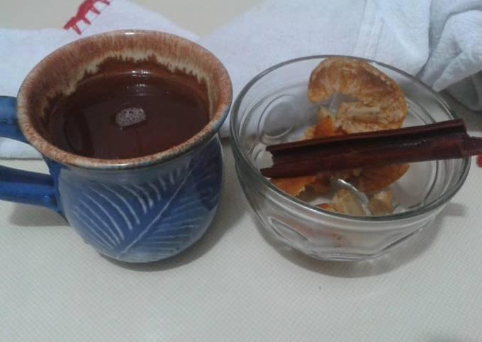 Spicy Citrus Tea