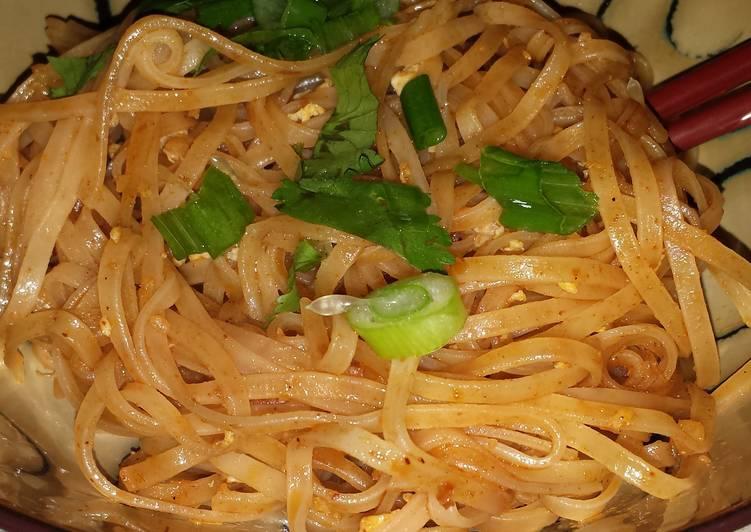 Diane's Pad Thai Noodles