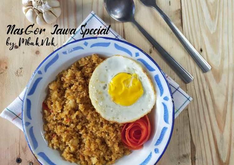 Nasi goreng jawa special