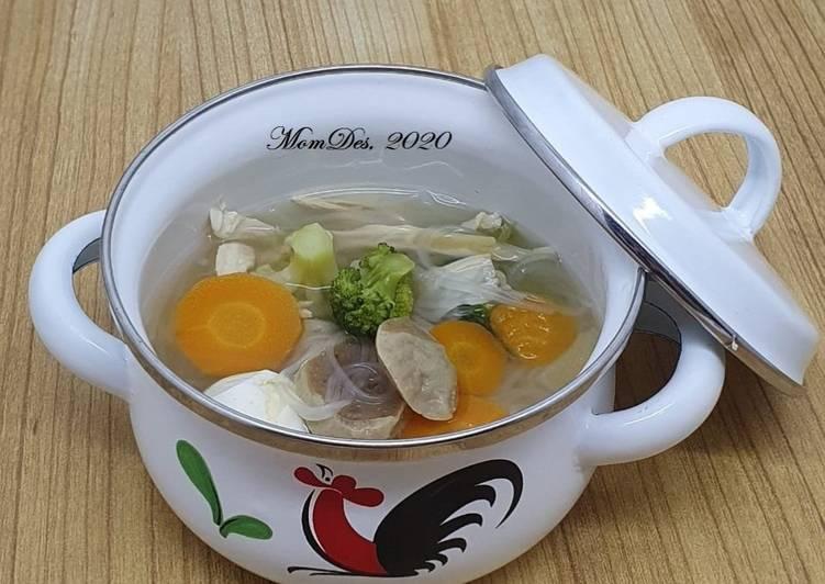 Langkah Mudah untuk Menyiapkan Sup Kimlo Anti Gagal