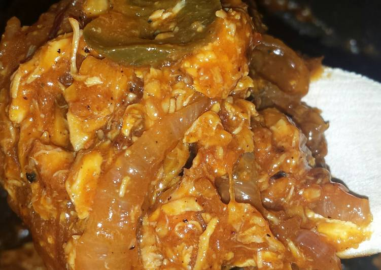 Easiest Way to Prepare Award-winning Easy Bbq Pulled Chicken