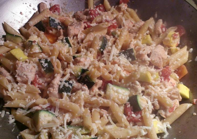 Choosing The Right Foods May Help You Stay Fit As Well As Healthy VegaChicken pasta