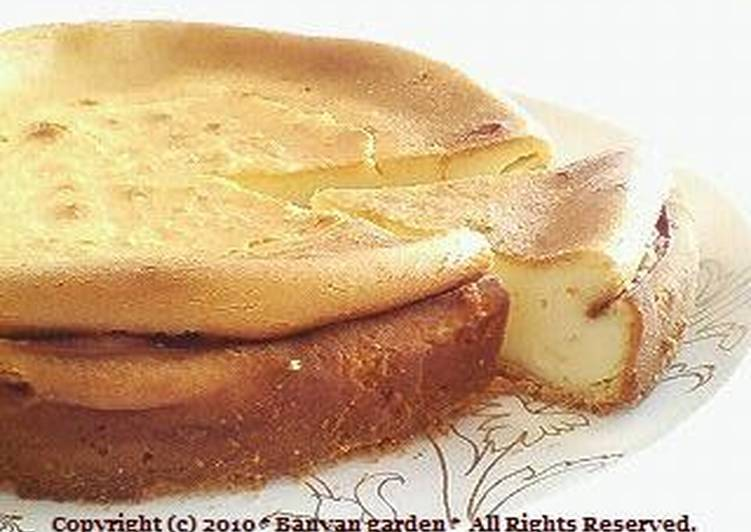 Very Easy Basic Baked Cheesecake