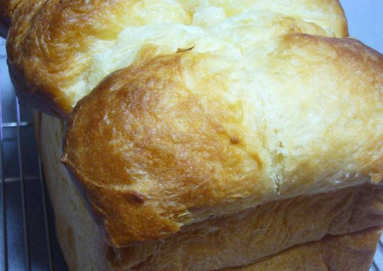 Recipe: Appetizing Smooth, Light and Rich Bread Made With a Bread Machine