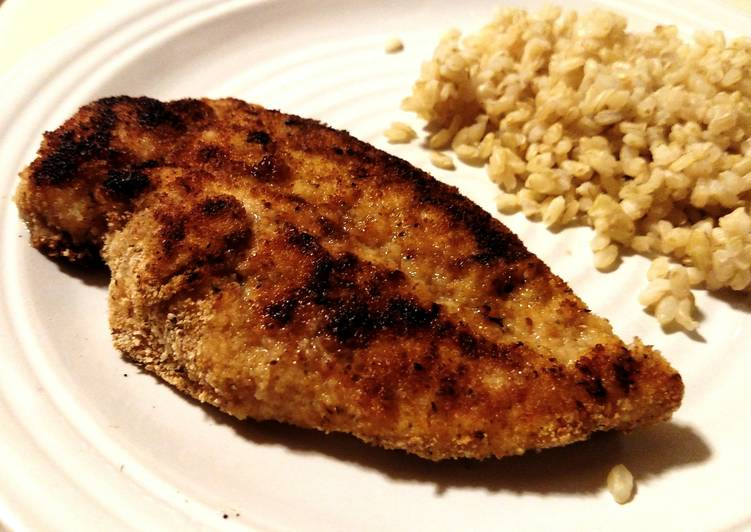 The Food Items You Pick To Feed On Are Going To Effect Your Health Pan-Fried Breaded Chicken Breast
