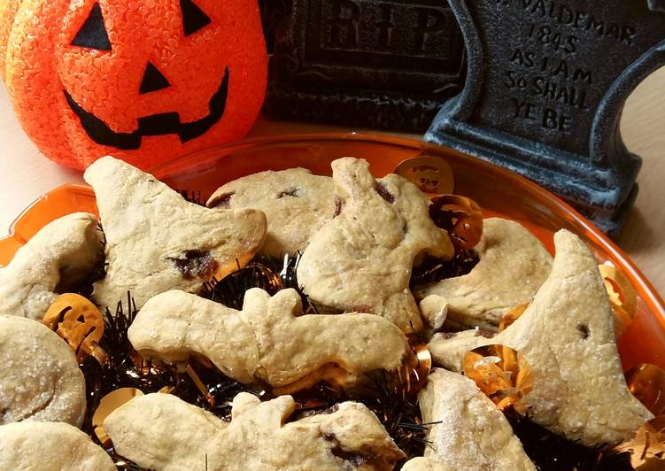 Recipe: Tasty Vickys Cinnamon Pumpkin Halloween Scones, GF DF EF SF NF