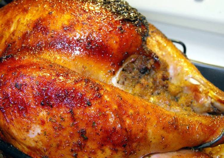 Recipe: Appetizing 7UP Roasted Turkey