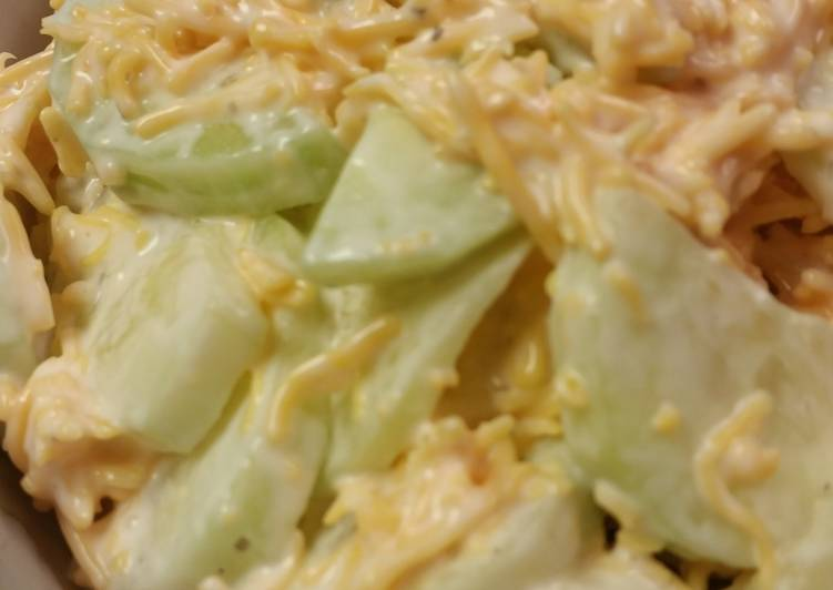 Simple Way to Make Ultimate Cucumber Salad