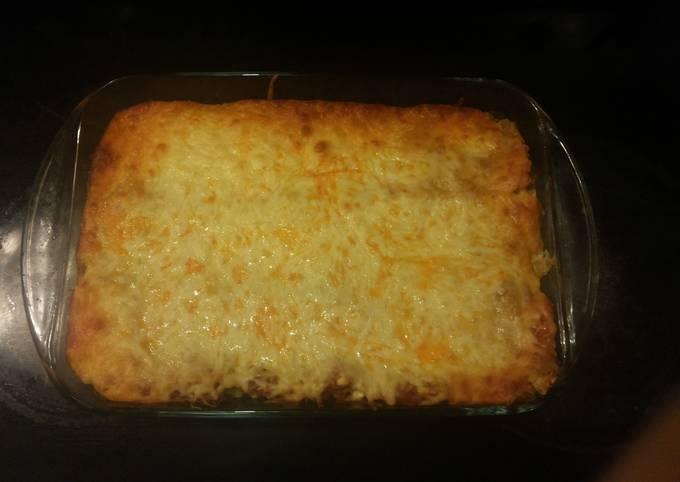 My Signature Lasagna