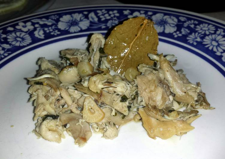 Hearty Comfort Dinner Ideas Quick Chicken Fricassee