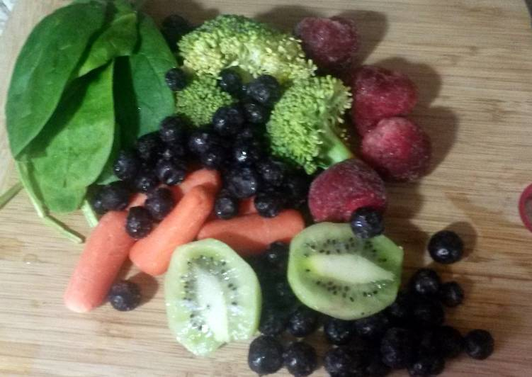 How to Make Delicious Afternoon smoothie