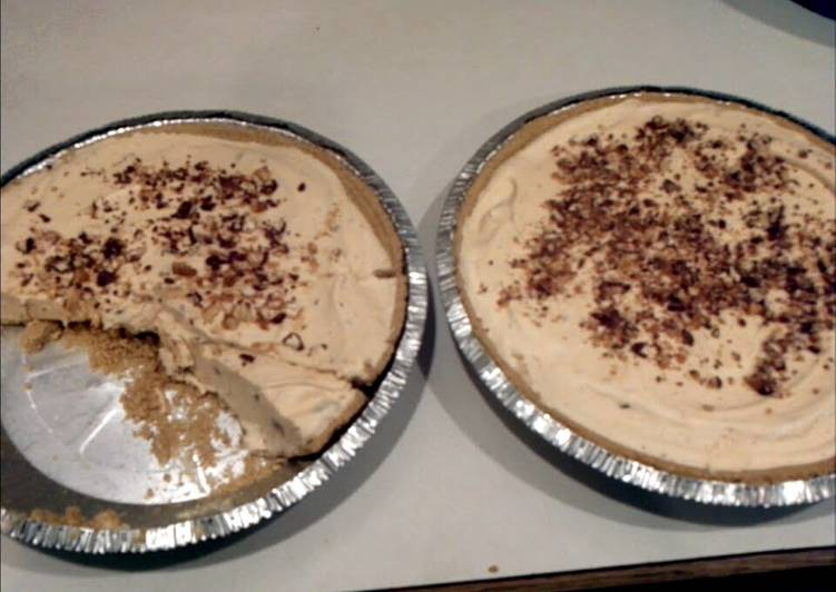 Step-by-Step Guide to Prepare Quick No Bake Peanut Butter Pie
