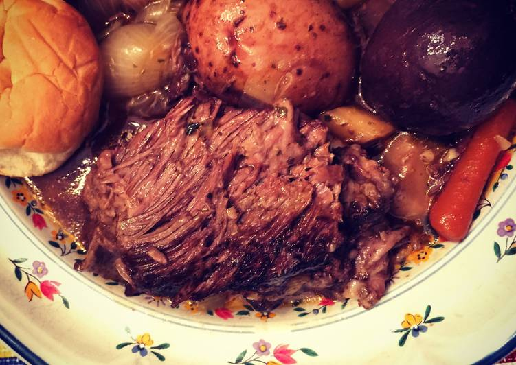 Easy Country Pot Roast