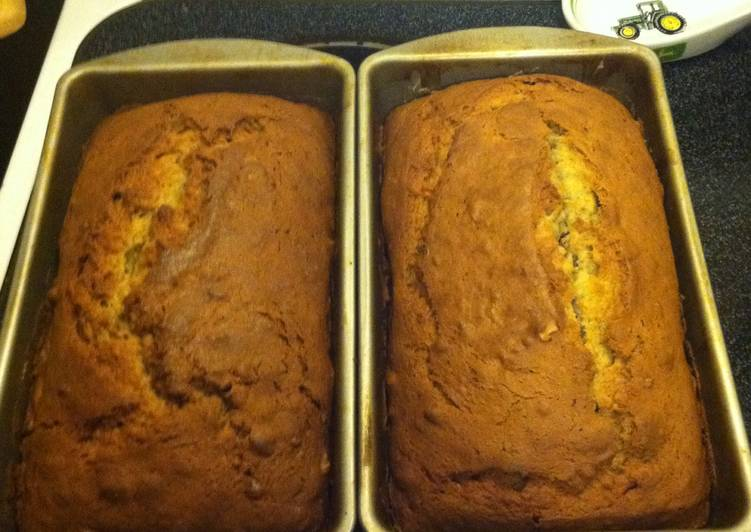 How to Cook Perfect Aunt Martha's Banana Bread