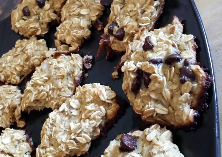 Recipe: Yummy low calorie oatmeal cookies
