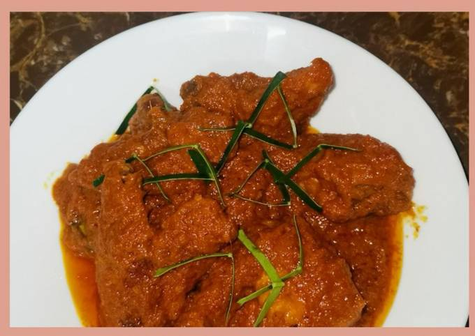 Ayam Masak Protugis