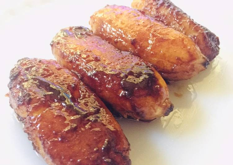 Foods That Make Your Mood Better Coco Sugar Fried Saba : Banana Caramel : Banana Cue (dessert / snack)