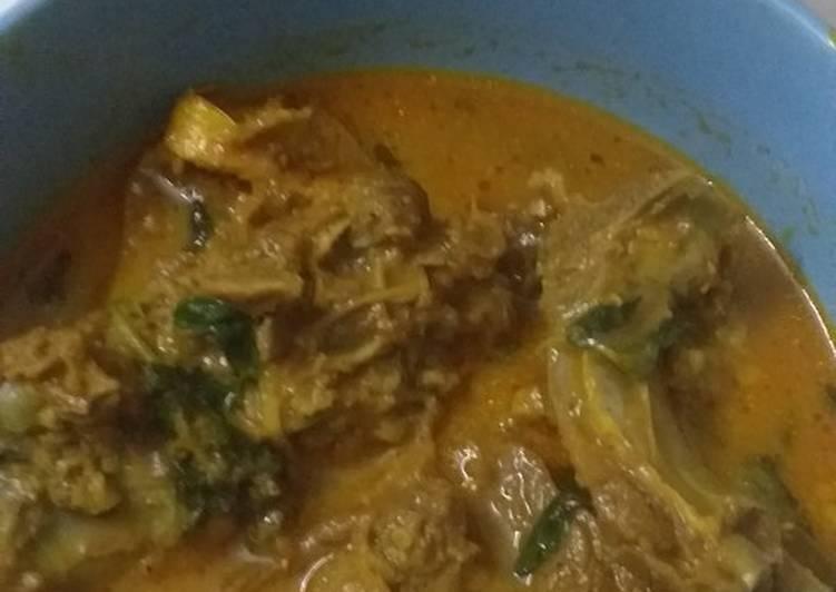 Curry Dagging kemangi