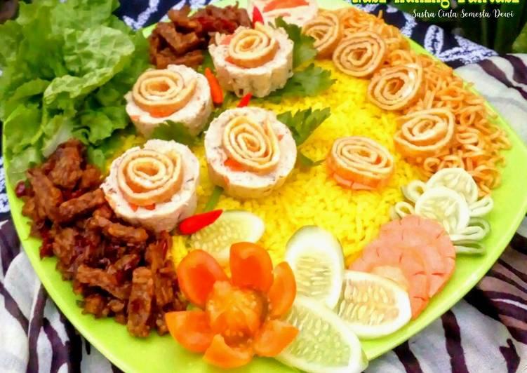 Nasi Kuning Fantasi