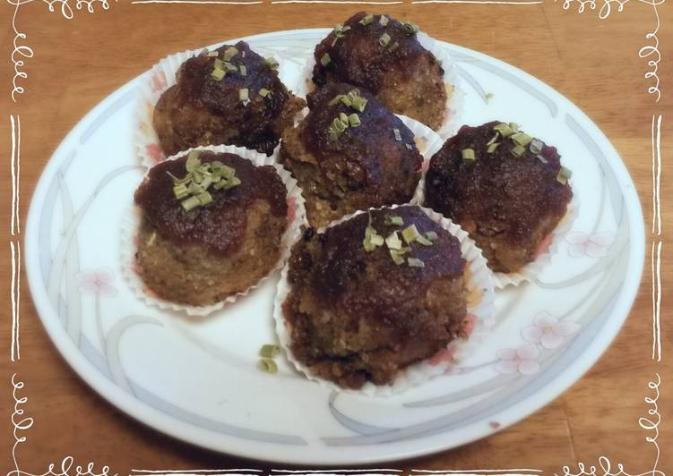 ~Shamrok's~ Gobbler Balls (Thanksgiving Turkey/Stuffing Ball Apps)