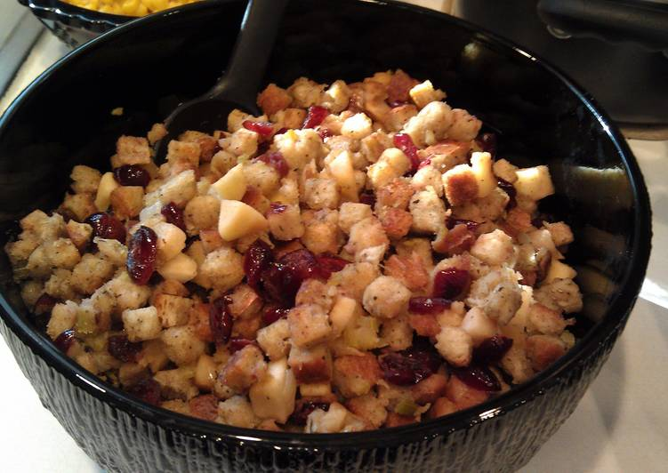 Apple Cranberry Stuffing, Exactly Why Are Apples So Beneficial With Regard To Your Health