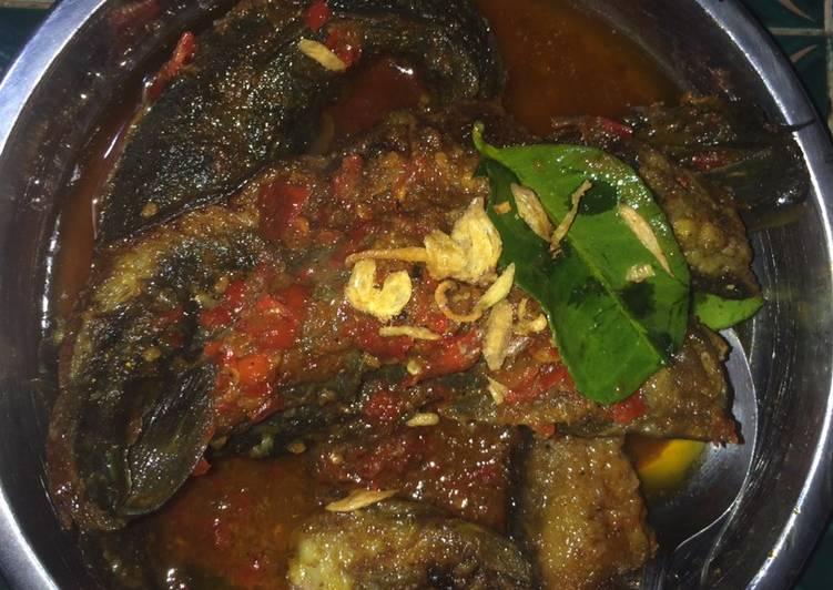 Sambalado Ikan Lele