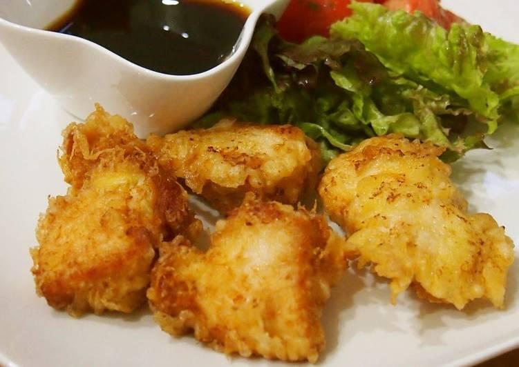 The Taste of Oita Chicken Tempura - Laurie G Edwards