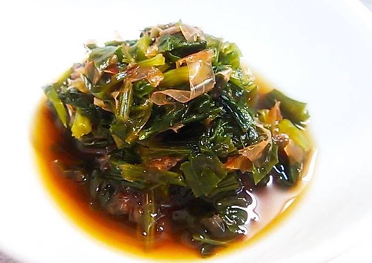 30 Minute Recipe of Favorite Tsukudani-Style Celery Simmer