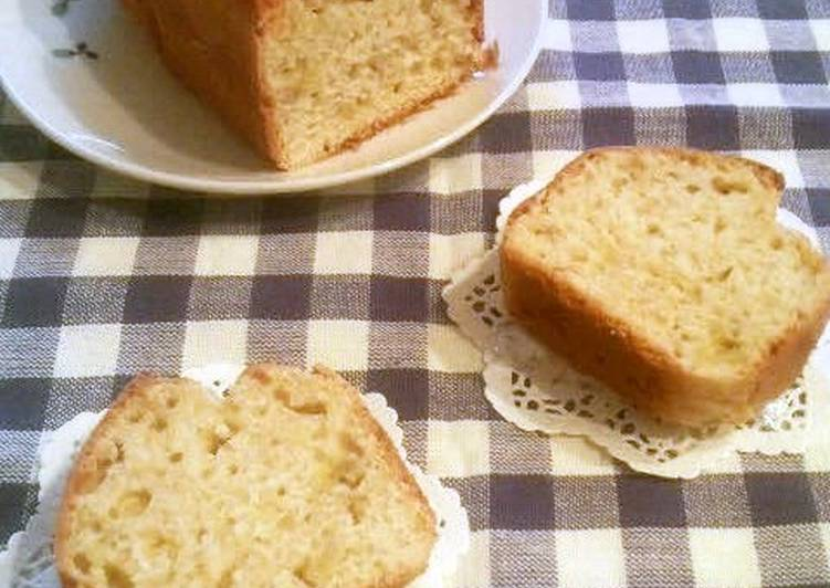 Step-by-Step Guide to Prepare Award-winning Easy Banana Bread with Pancake Mix