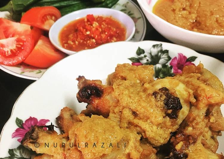 Ayam Percik Ala Pantai Timur #MunahMasak - velavinkabakery.com
