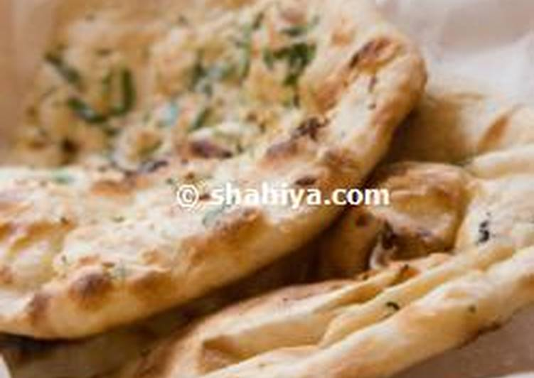 Garlic Naan Bread