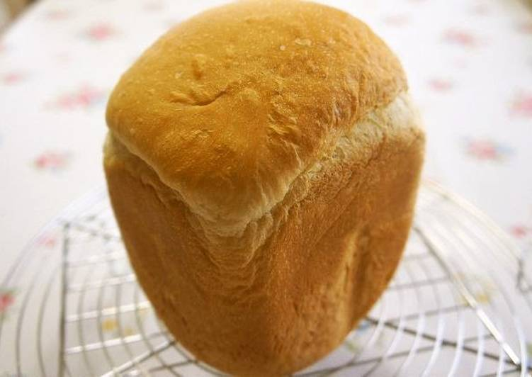 Recipe: Appetizing Egg-Free, Quick-Bake Rice Flour Bread in a Bread Machine