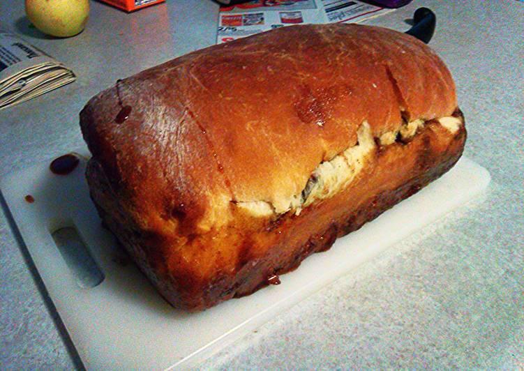 Cinnamon Bread From Scratch