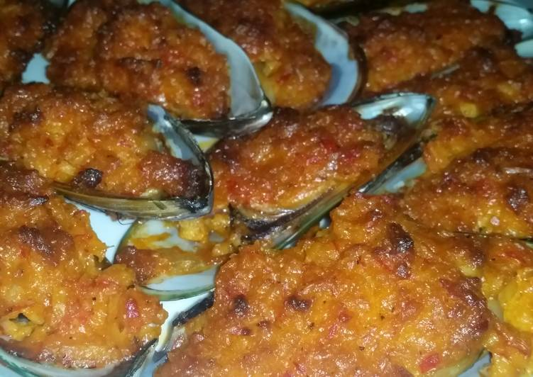 Spicy Crabbed Mussel