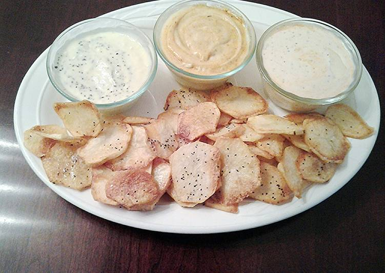 Homemade potato chips with option to make and reheat later the same day!, What Are The Positives Of Eating Superfoods?